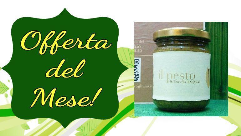 MOMPALÀ - Offerta del Mese - Pesto di Pistacchio di Stigliano - Un ... fcba06aa90e7