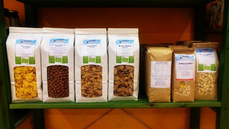 MOMPALÀ - Diamo il benvenuto ai prodotti bio del Molino Squillario ... 53576f854143