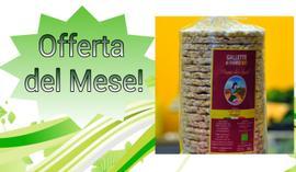 MOMPALÀ - Offerta del Mese - Gallette di Farro bio 900f6f7466d2