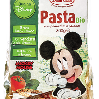 Pasta tricolore Disney Mickey