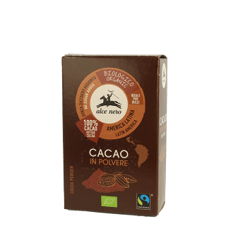 Cacao in polvere amaro fair trade 75 g